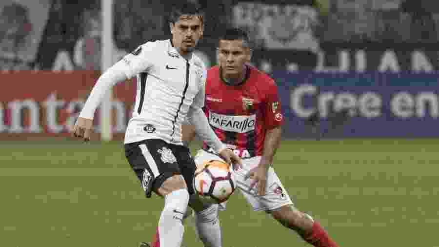 Corinthians venceu duas vezes o Lara (VEN) em 2018: 2 a 0 e um impressionante 7 a 2 - Daniel Augusto Jr/Ag. Corinthians