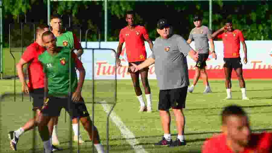 Divulgação/Site oficial do Sport Club Recife