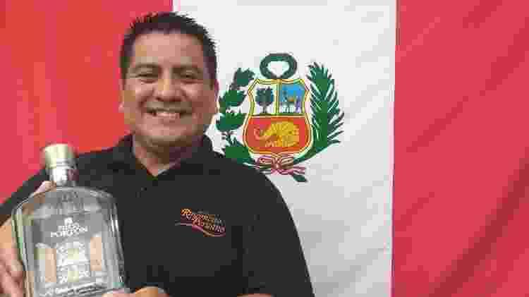 Peruano - Diego Salgado/UOL Esporte - Diego Salgado/UOL Esporte