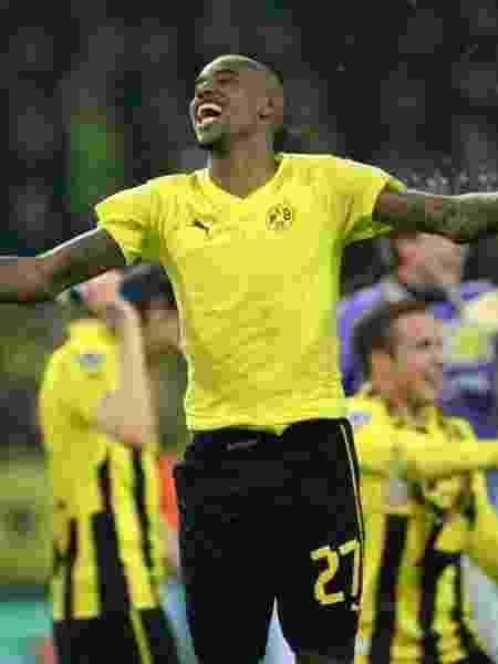 Felipe Santana, no Borussia Dortmund - Patrik Stollarz/AFP