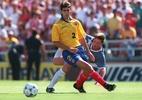 26 anos sem Andrés Escobar: Colombiano venceu Libertadores e o nacional - Shaun Botterill/ALLSPORT