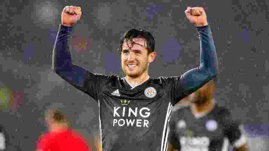 Três clubes estão na briga por Ben Chilwell, do Leicester - Reprodução/Instagram