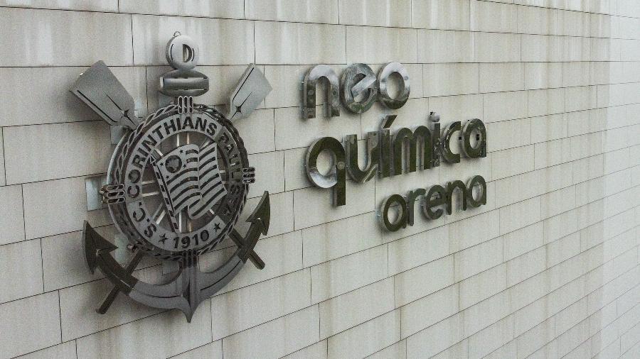 Fachada da Neo Química Arena, o estádio do Corinthians - Marcello Zambrana/AGIF