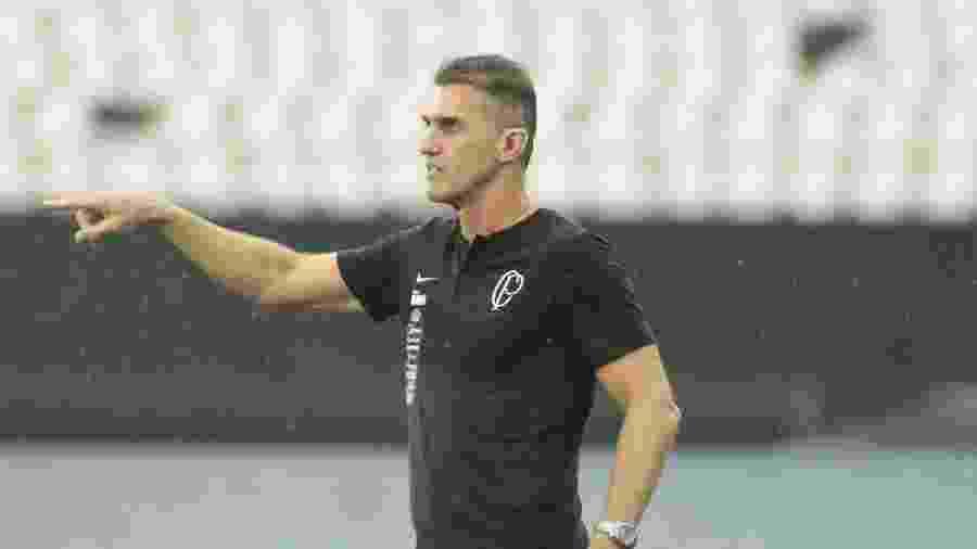 Corinthians de Vagner Mancini não joga desde 27 de dezembro, quando bateu o Botafogo - Rodrigo Coca/Ag. Corinthians