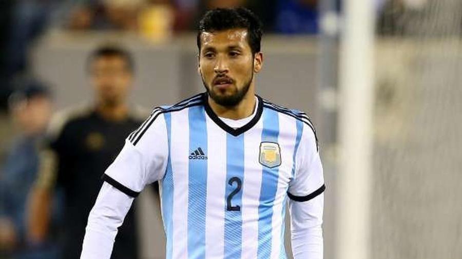 Ezequiel Garay foi vice-campeão mundial com a seleção argentina em 2014 - Getty Images