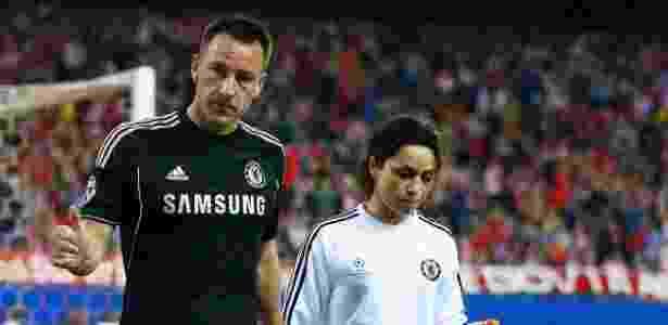 Terry já informou que deixará o Chelsea -  REUTERS/Darren Staples