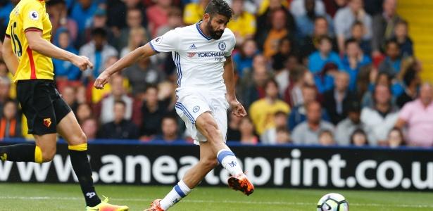 Atacante Diego Costa quase deixou o Chelsea