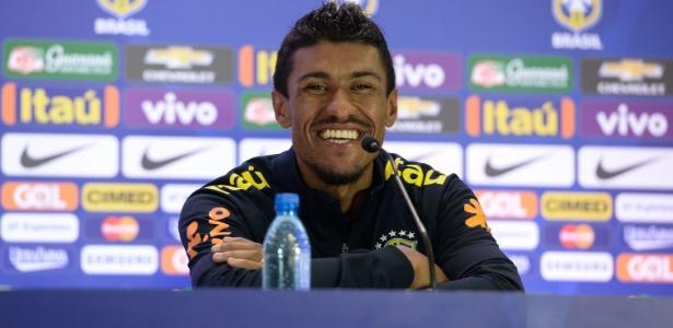 Paulinho foi convocado por Tite - Pedro Martins/Mowa Press