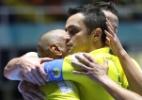 Falcão diz ter sensação de luto com eliminação precoce do Brasil no futsal - Ian MacNicol - FIFA/FIFA via Getty Images
