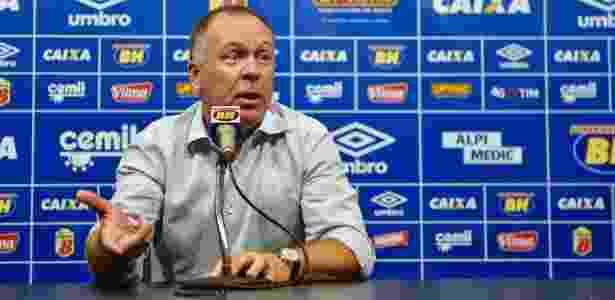 Mano Menezes discorda de técnico do Grêmio às vésperas de semifinal da Copa do Brasil - Juliana Flister/Light Press/Cruzeiro
