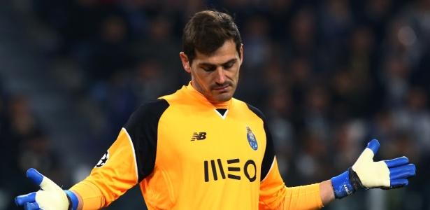Casillas vai deixar o Porto depois desta temporada
