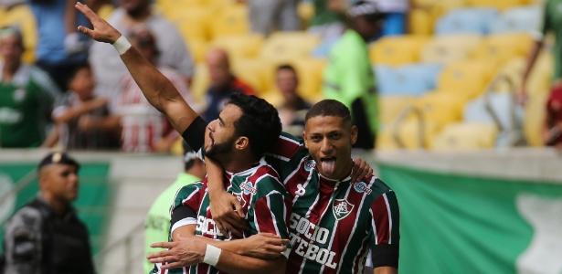 Fluminense ganhou os seus dois primeiros jogos do Campeonato Brasileiro