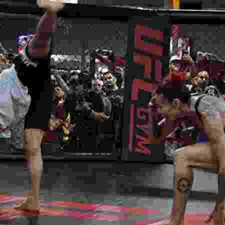 Diego Ribas/Ag Fight