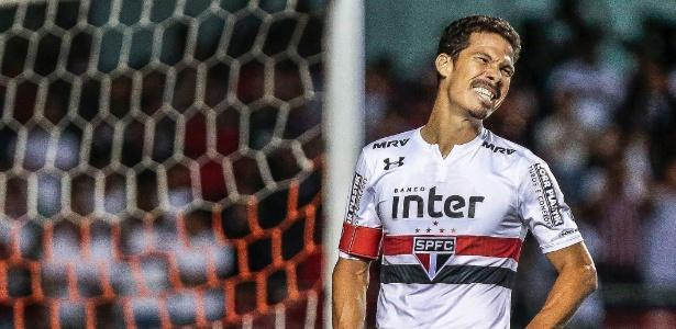 Hernanes é a grande esperança para o São Paulo reagir no Brasileirão