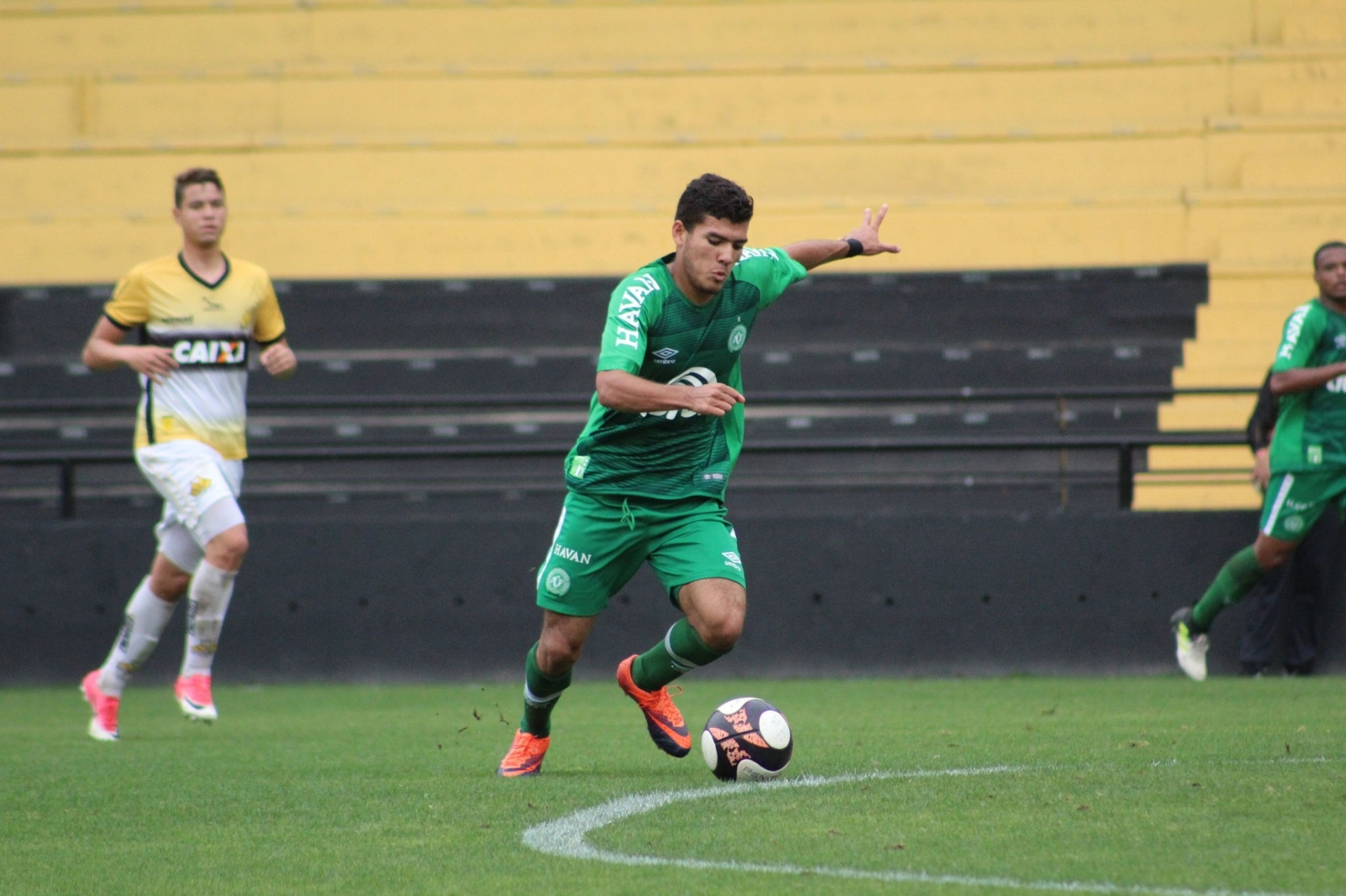 94e22c2d41 Brasileirão-2018  Chapecoense quer aprontar novamente na competição -  Esporte - BOL