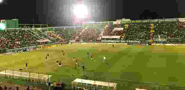 Arena Condá se candidatou a receber a decisão da Copa Libertadores 2018 - Victor Martins/UOL Esporte