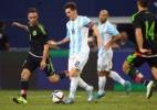 Argentina e México se enfrentarão duas vezes em novembro - Ronald Martinez/Getty Images