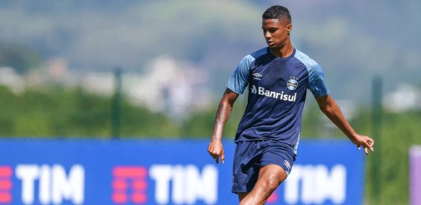 Derlan volta ao Fluminense depois de uma temporada no Grêmio - Rodrigo Fatturi/Grêmio