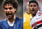 São Paulo e Santos podem trocar Tréllez por Victor Ferraz
