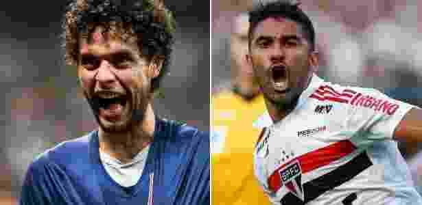 São Paulo e Santos podem trocar Tréllez por Victor Ferraz - Esporte ... ecbba2bde68e9