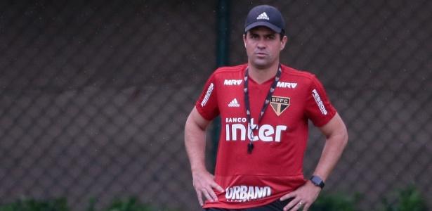 Técnico vai para o quarto jogo da temporada à frente do Tricolor Paulista - Marcello Zambrana/AGIF