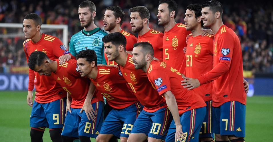 Espanha em reformulação após a Copa do Mundo