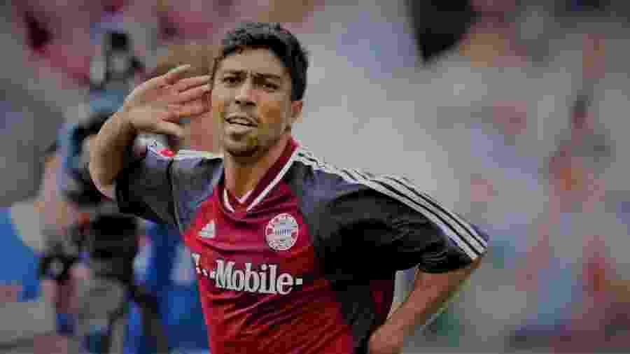 Elber fez sucesso pelo Bayern de Munique e é ídolo até hoje na Alemanha - Martin Rose/Bongarts/Getty Images