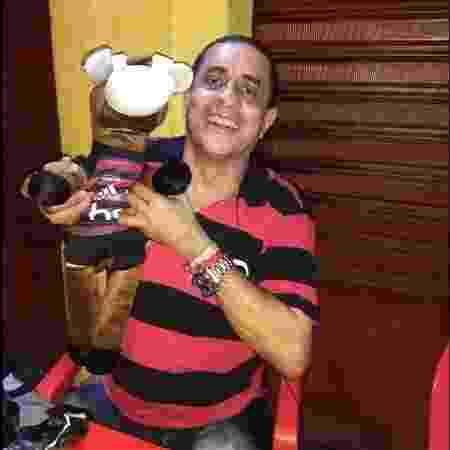 Claudio Cruz segue acompanhando o Flamengo - Reprodução/Facebook