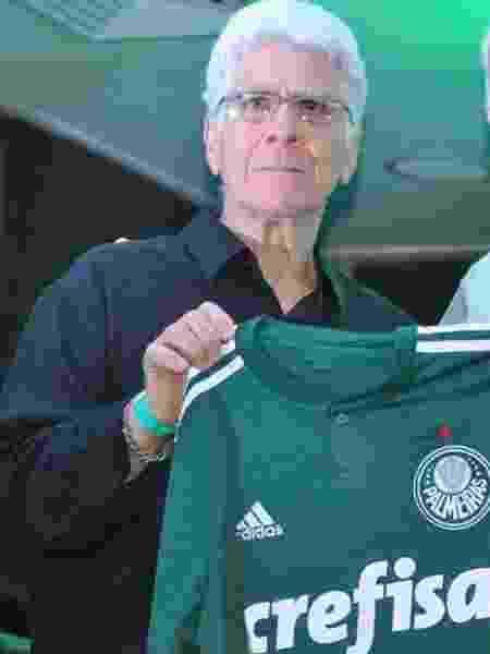 João Carlos atuou mais de 100 jogos pelo Palmeiras - Arquivo Pessoal
