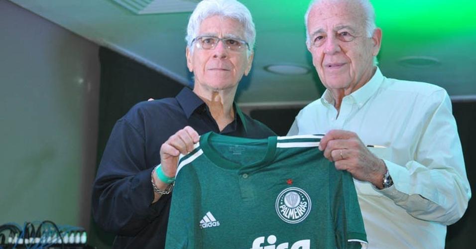 João Carlos atuou mais de 100 jogos pelo Palmeiras