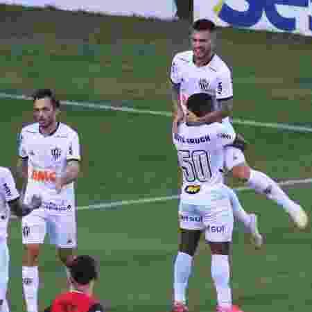 Atlético-MG se alinha com a Globo em imbróglio sobre transmissões - Fernando Moreno/AGIF