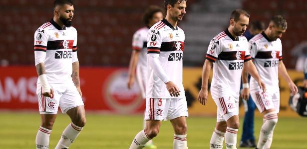 Menon - Diretoria precisa intervir no Flamengo
