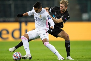 Borussia Moenchengladbach via Ge