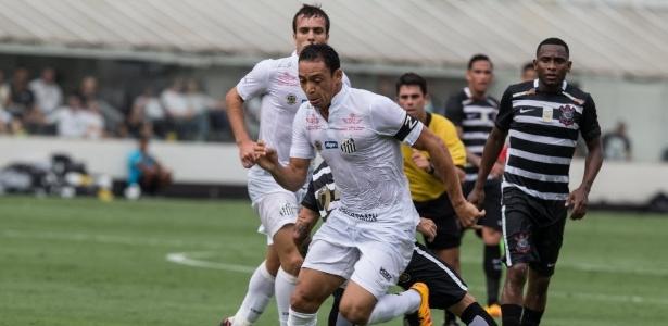 Ricardo Oliveira é um dos desfalques de Dorival para o clássico contra o São Paulo - Diego Padgurschi /Folhapress