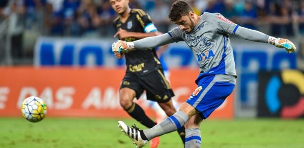 Atual titular Rafael nem estava no gol quando o Cruzeiro passou dois jogos sem ser vazado