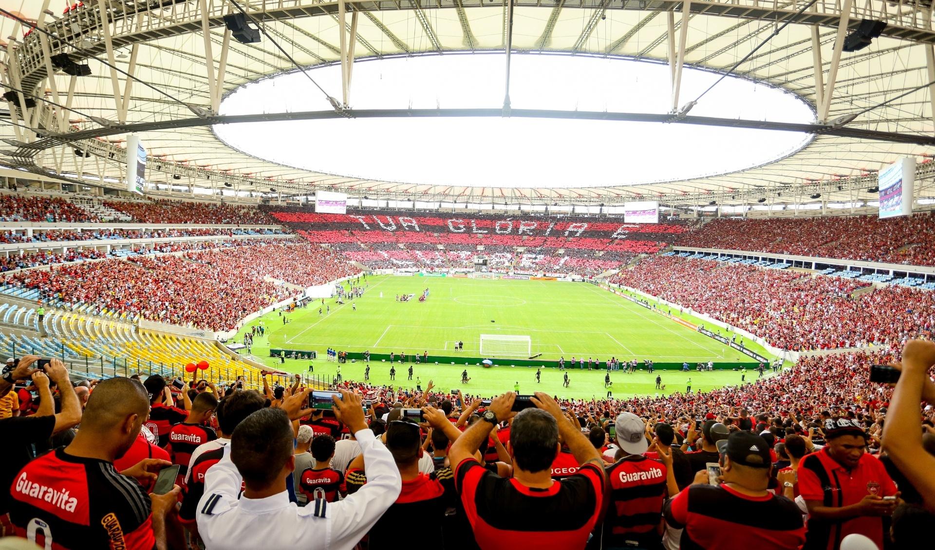 Flamengo x San Lorenzo já tem 50 mil ingressos vendidos - 07 03 2017 - UOL  Esporte 7a5db2275f5c1