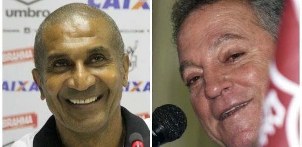 Cristóvão Borges e Abel Braga duelam no clássico entre Vasco e Fluminense