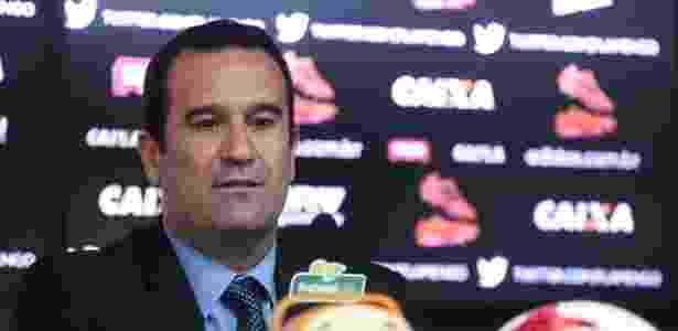 Ricardo Lomba é o representante do grupo político SóFLA no futebol rubro-negro - Gilvan de Souza/ Flamengo