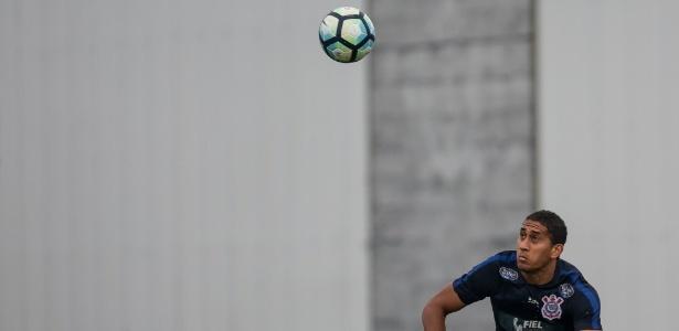 Pablo em ação com a camisa do Corinthians: passagem de apenas 12 meses