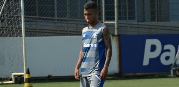 Matheus Henrique, volante do Grêmio, recebe oportunidade no time principal