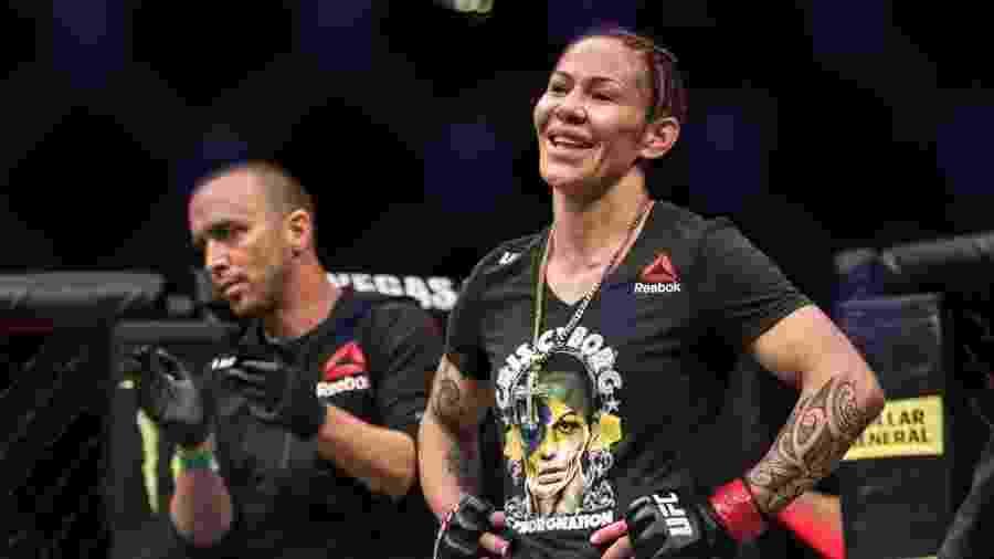 Cris Cyborg já tem local para celebrar o combate no UFC 232 - Diego Ribas/Ag. Fight