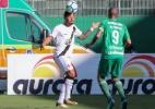 Bola aérea e gols perdidos ligam alerta do Vasco para a Libertadores - Liamara Polli/AGIF