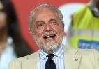 Presidente do Napoli alfineta PSG: