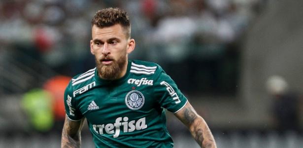 Lucas Lima é um dos palmeirenses que mais atuaram no Brasileiro, com 32 jogos - Miguel Schincariol/Getty Images