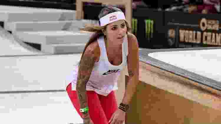 Letícia Bufoni é um dos principais nomes do skate feminino mundial - Reprodução/Instagram - Reprodução/Instagram