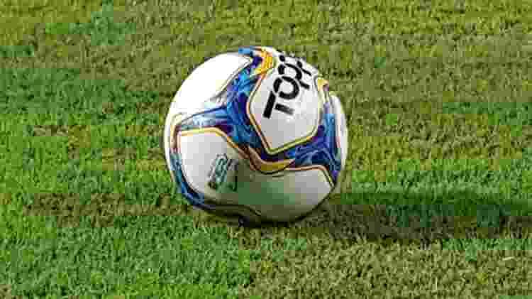 Bola Campeonato Paranaense - Reprodução - Reprodução
