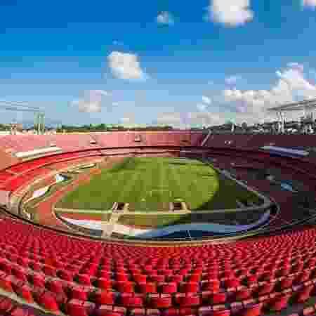 São Paulo disponibilizou até o Morumbi para o combate ao coronavírus - Divulgação/São Paulo FC