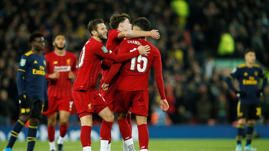 Liverpool jogará Copa da Liga Inglesa em 17 de dezembro e Mundial de Clubes no dia seguinte - Andrew Yates/Reuters