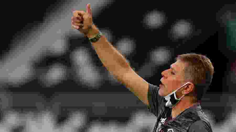 Paulo Autori, técnico do Botafogo - Vitor Silva / Botafogo
