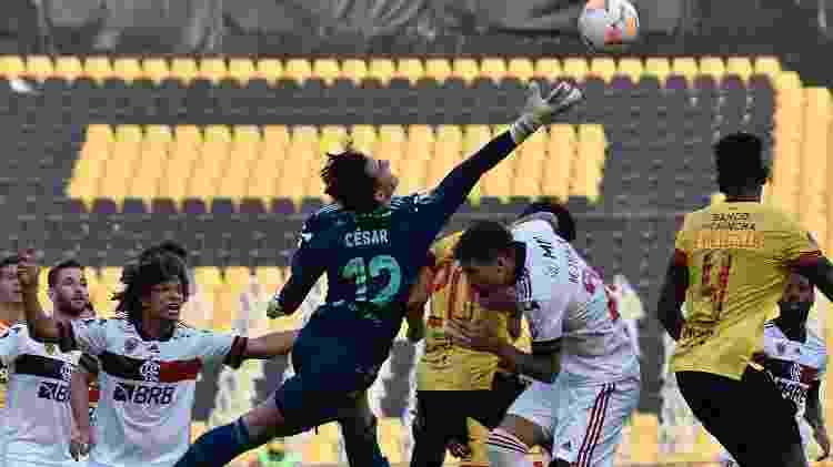 Flamengo 3 - Rodrigo BUENDIA / POOL / AFP - Rodrigo BUENDIA / POOL / AFP